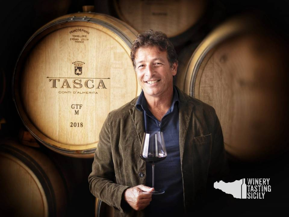 Sicilian winery Tasca d'Almerita was awarded as European Winery of the Year 2019 by Wine Enthusiast 1