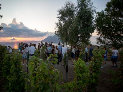 Wine Tastings at Sunset Lipari Tasting - Tenuta di Castellaro S.r.l.