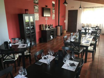 Tour + tasting lunch - Alessandro di Camporeale - Alessandro di Camporeale Winery