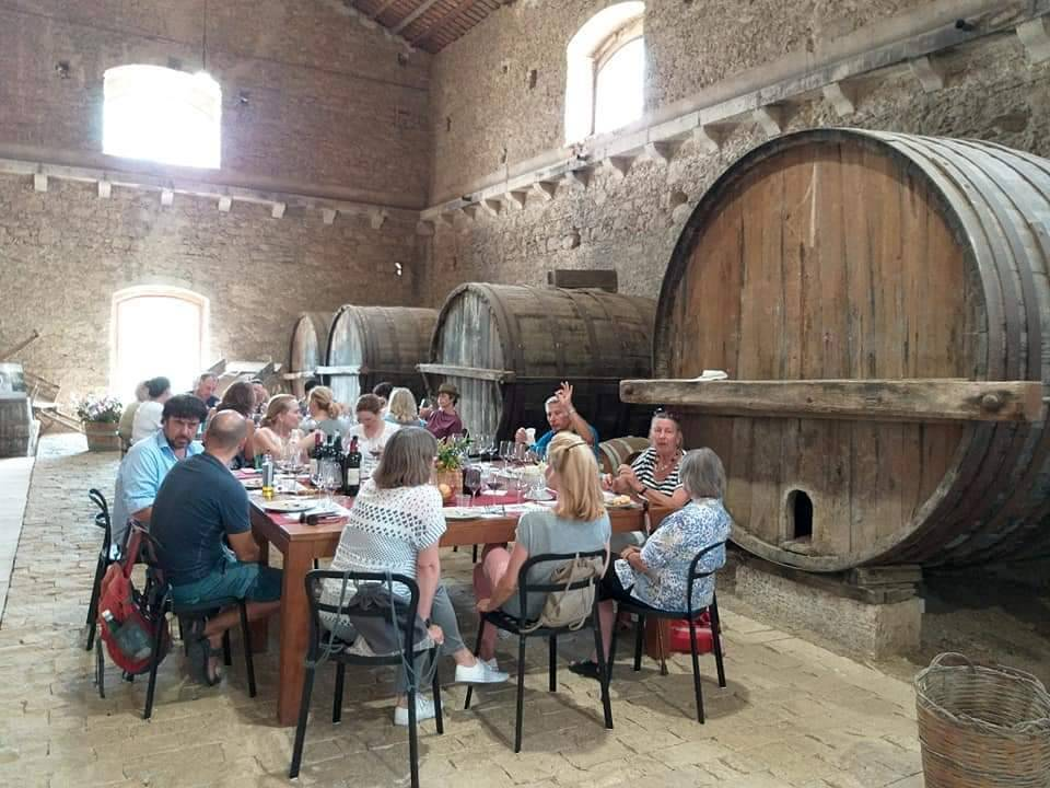 Tasting of 4 Valle dell'Acate wines along with a typical meal of local province of Ragusa dishes - Valle dell'Acate