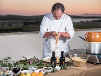 COOKING CLASS Tasting - Firriato - Baglio Sorìa | Firriato Hospitality - Resort & Wine Experience Winery