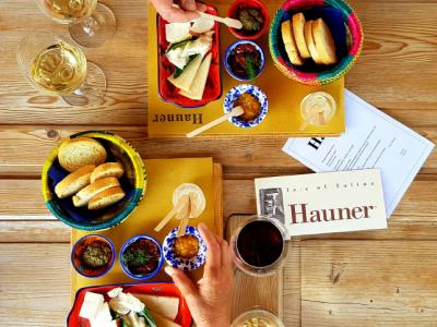 Light Lunch Tasting - Hauner - HAUNER CARLO AZIENDA AGRICOLA Winery
