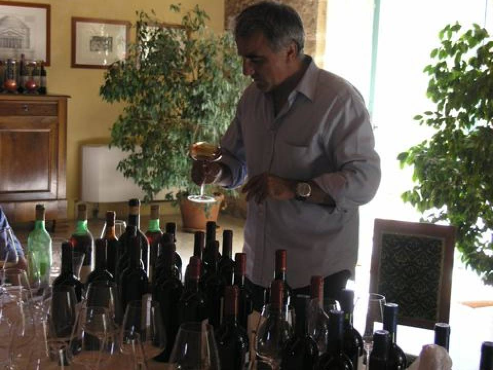 Wines and Food Tasting - Azienda Agricola COS - Cantina COS Farm 1