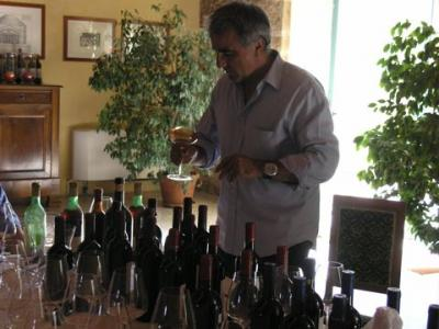 Wines and Food Tasting - Azienda Agricola COS - Cantina COS Winery