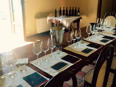 Roast and Eat Tasting - Terre di Giurfo S.r.l. - Terre di Giurfo Winery