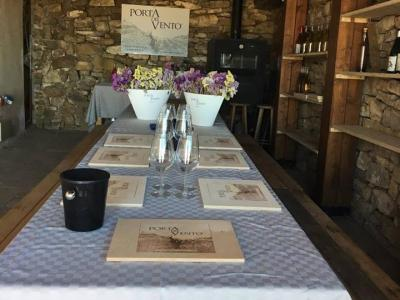 Wineyard tour and Tasting + Lunch Tasting - Porta del Vento