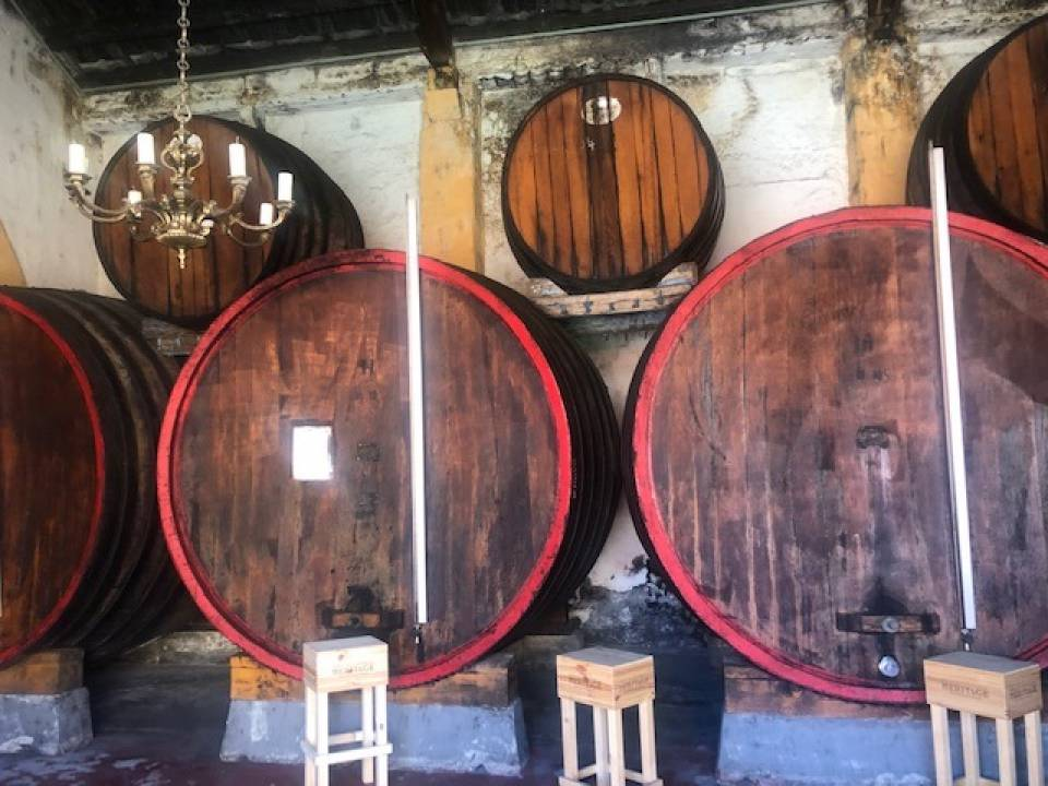 Cantine Intorcia winery2